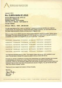 1_Certificate_African_Ancestry_Olimpia_Maria_Igbo