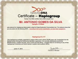 1_My_FTDNA_Y_DNA_SNP_Certificate_Antonio_Gomes_da_Silva