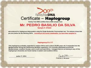 1_My_FTDNA_Y_DNA_SNP_Certificate_Pedro_Basilio_da_Silva