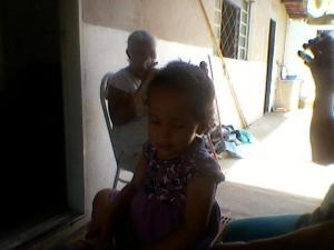 MY PATERNAL COUSIN MARIA APARECIDA DE SOUZA BENEDITO