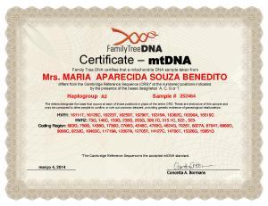 mtDNA_Maria_Aparecida_Souza